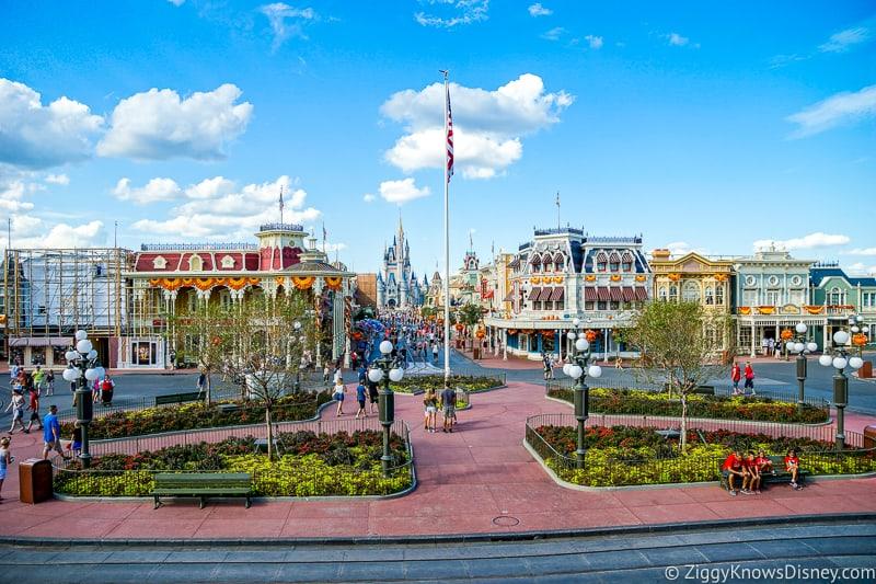 Main Street, U.S.A. at Magic Kingdom Park