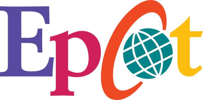 Epcot logo 1996 to 2019