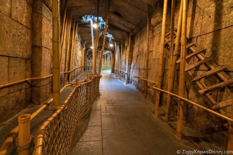 Virtual Queue for Indiana Jones Adventure Disneyland