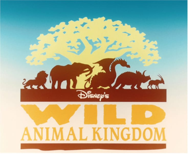 Disney's Wild Animal Kingdom Sign