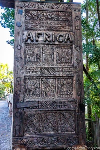 Africa Disney's Animal Kingdom