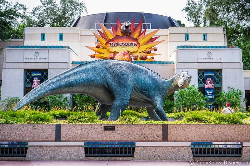 Dinosaur Entrance Animal Kingdom