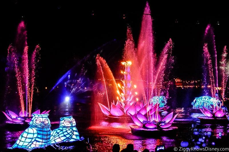 Rivers of Light Show Animal Kingdom