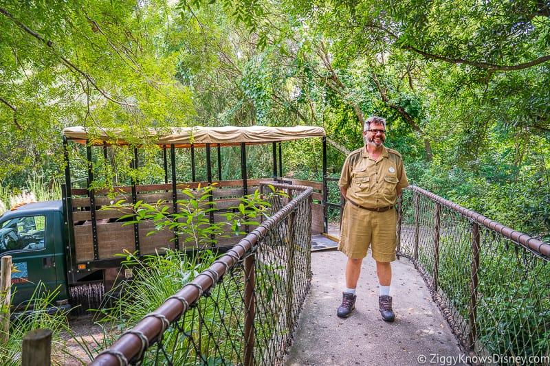 Animal Kingdom Wild Africa Trek Tour