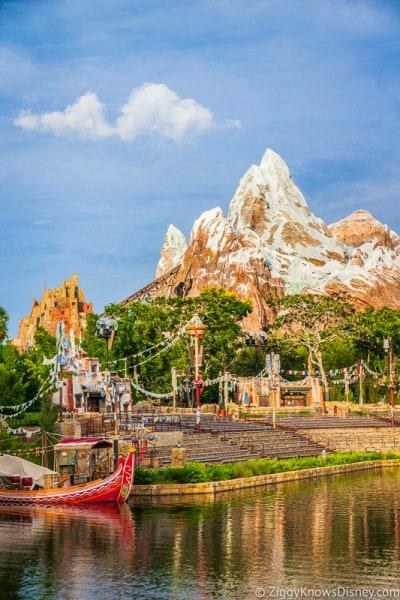 Everest at Disney's Animal Kingdom