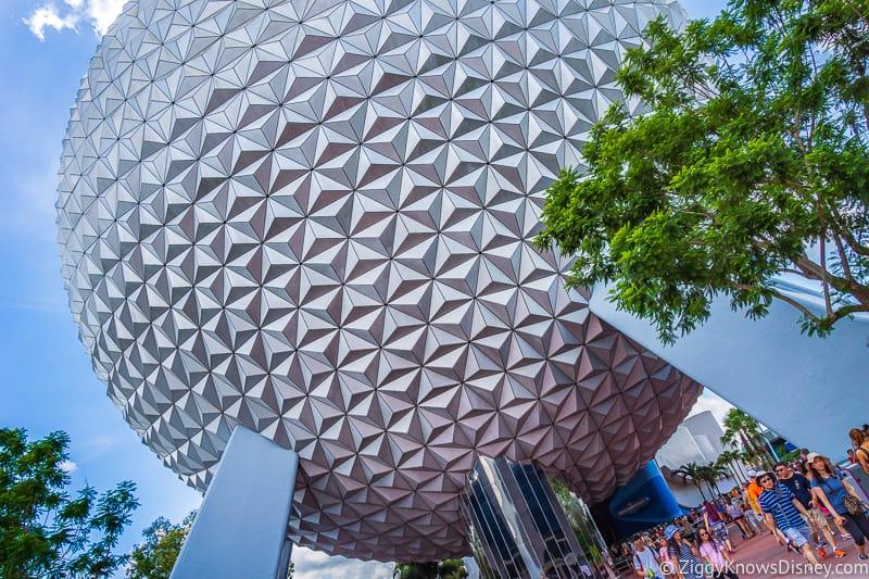 EPCOT Park Walt Disney World
