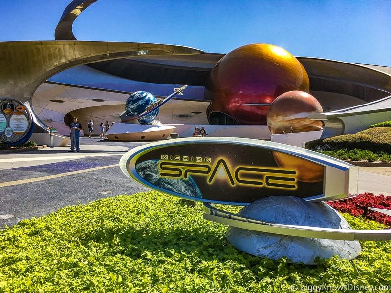 EPCOT Future World Mission: Space