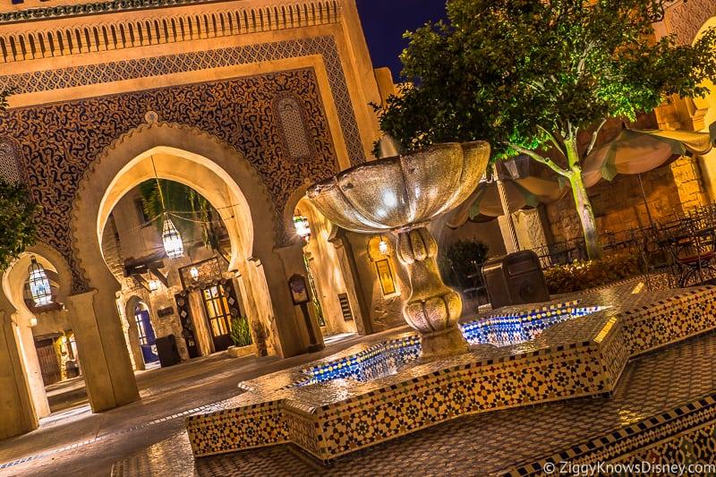 EPCOT World Showcase Morocco Pavilion