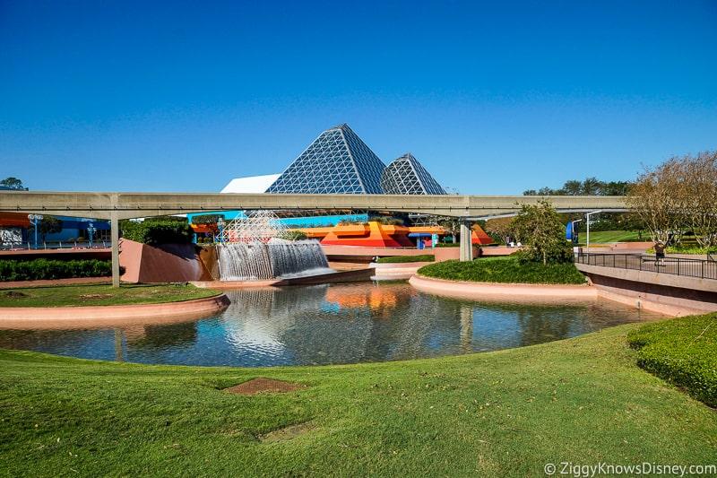 Journey Into Imagination! pavilion EPCOT