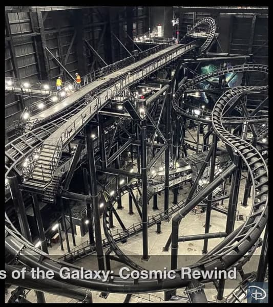 Cosmic Rewind Track