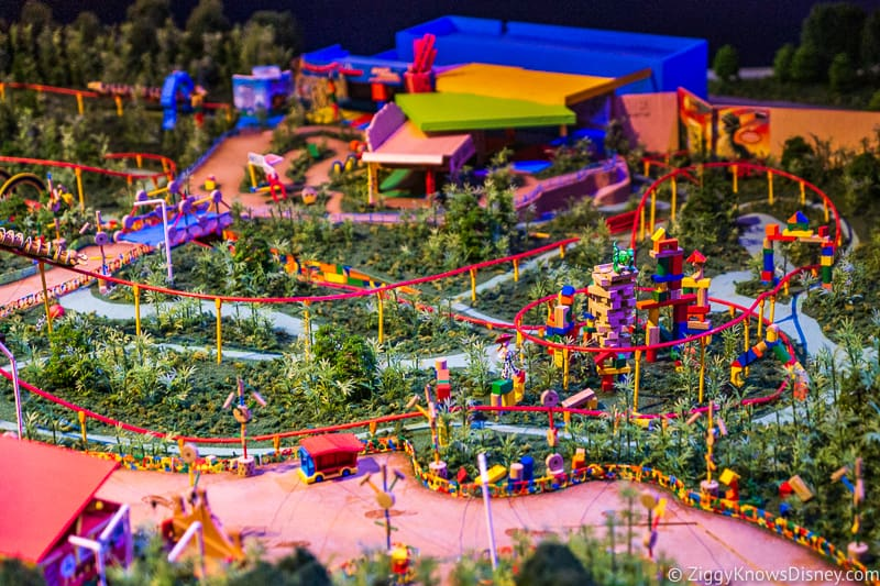 Toy Story Land expansion Disney's Hollywood Studios