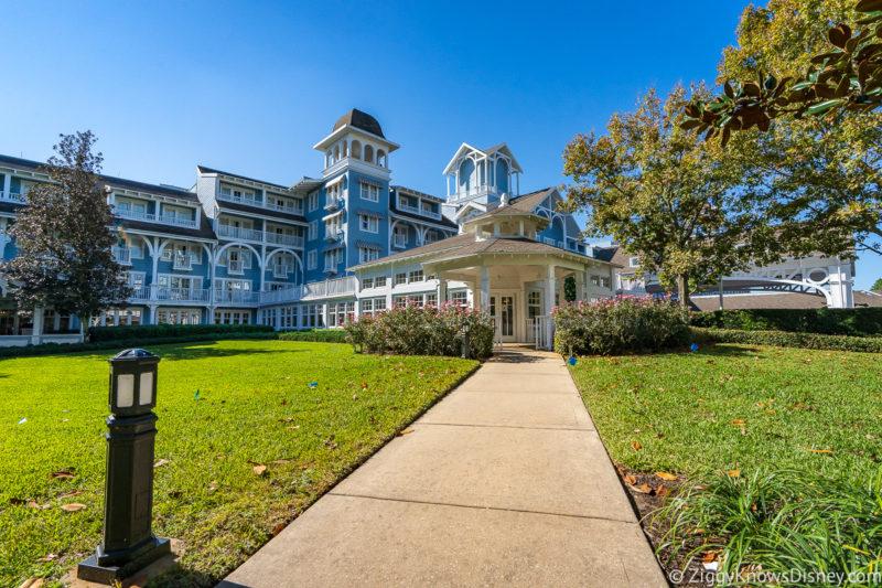 Disney Resort Hotel Planning Guide