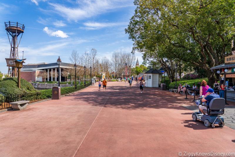 February Crowds at Disney World