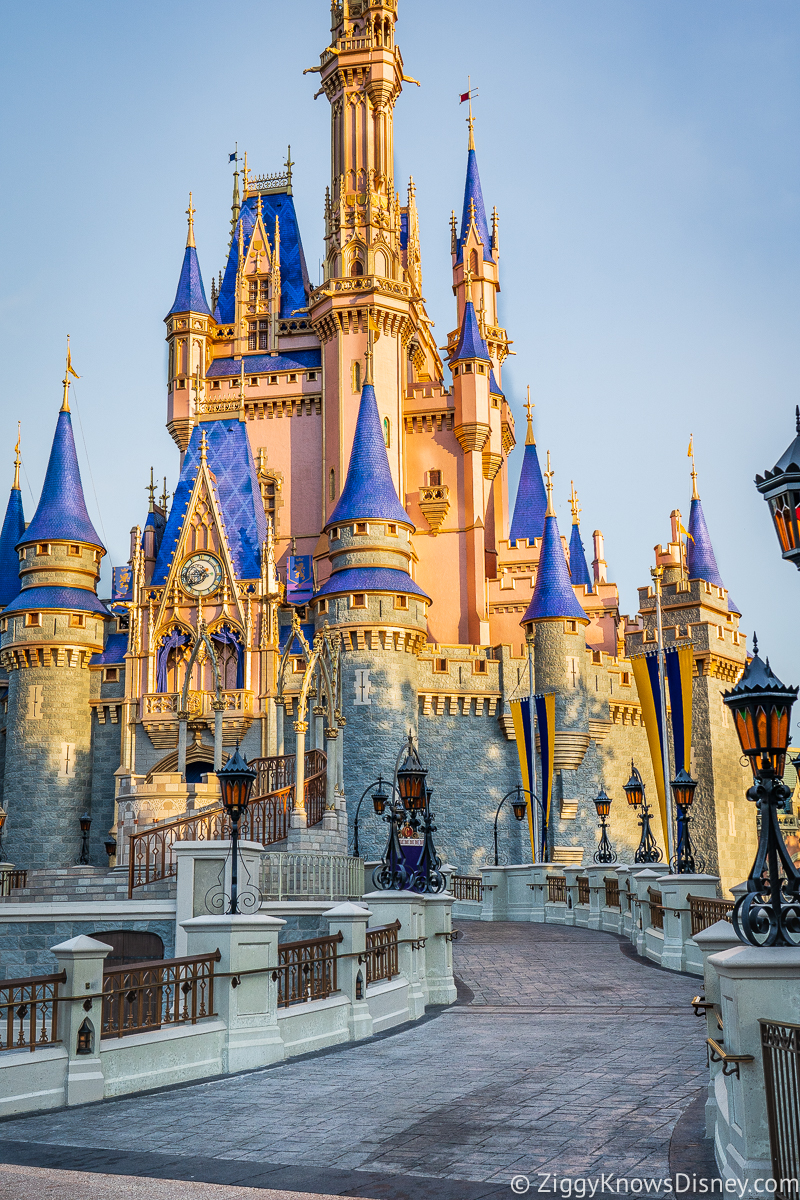 Park Hours at Walt Disney World in January