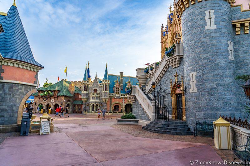 Fantasyland Magic Kingdom Disney World