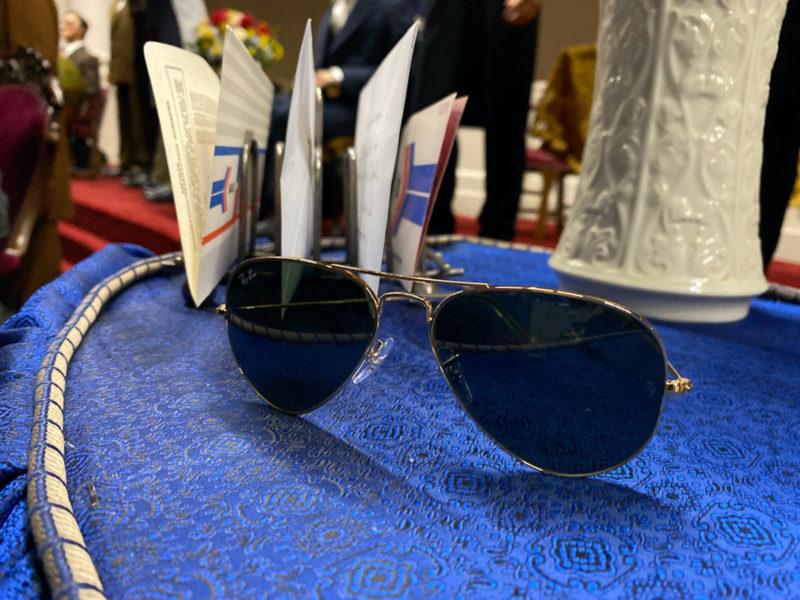 Joe Biden Sunglasses Hall of Presidents