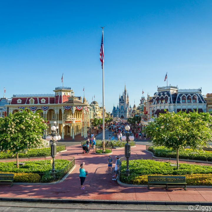 Walt Disney World travel restrictions