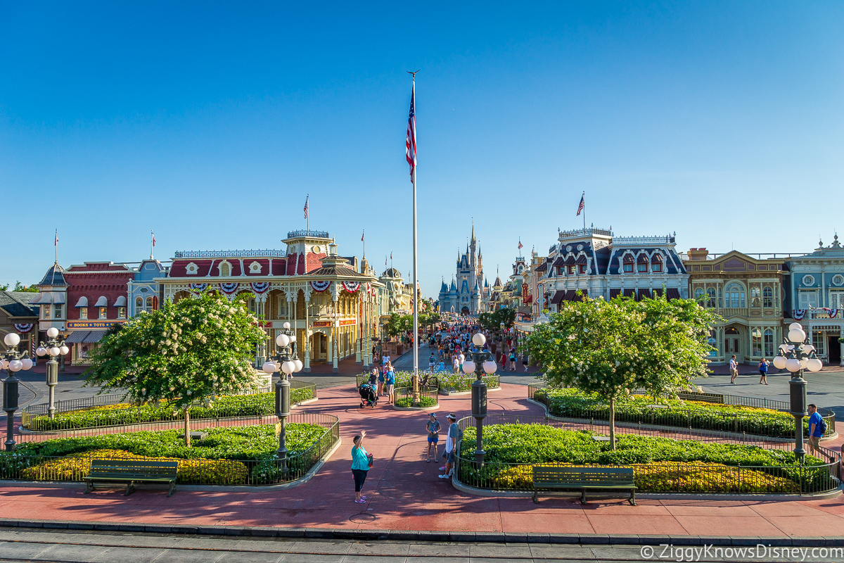 Walt Disney World travel restrictions