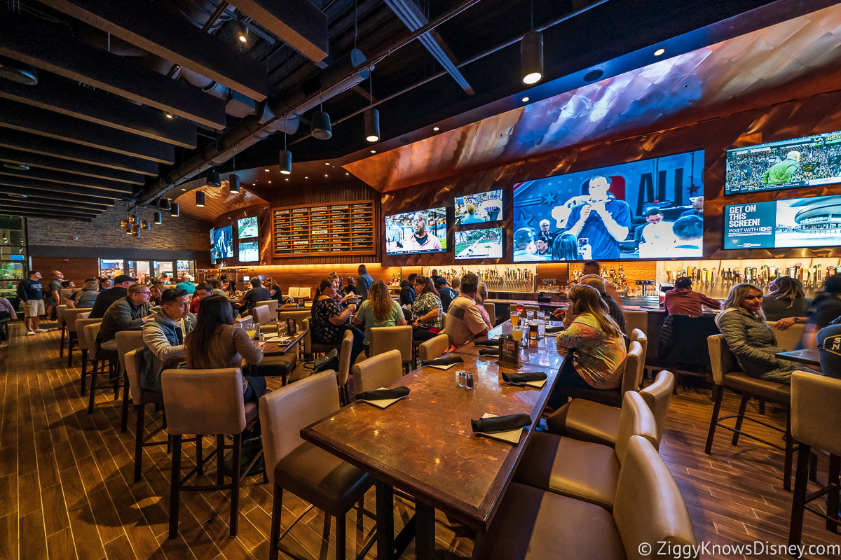 Best places to watch the Super Bowl at Disney World