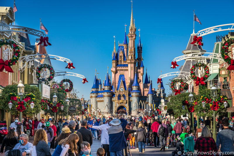 Cheapest Time to visit Disney World