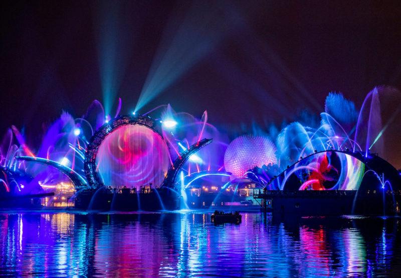 Disney Harmonious Fireworks EPCOT