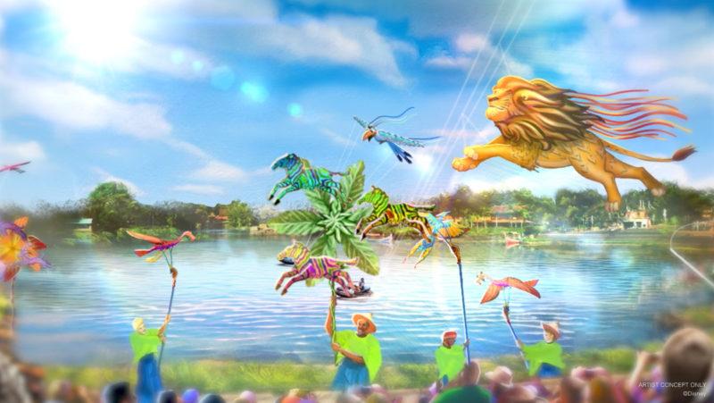 Disney KiteTales Animal Kingdom