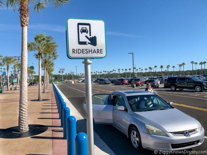 Uber at Disney World Cost