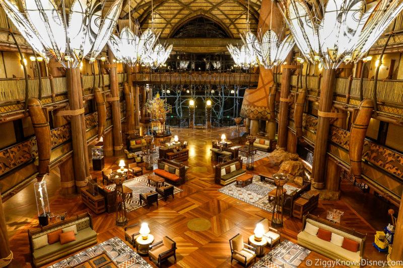 Disney World Hotels Cost