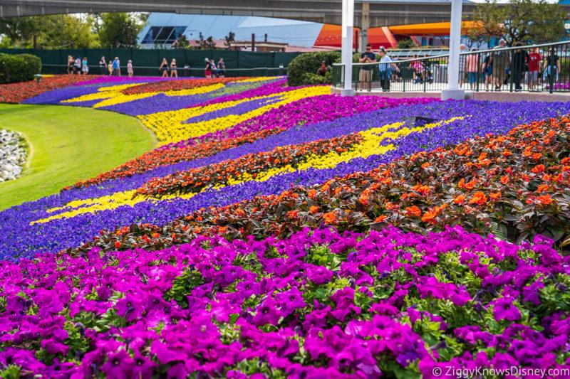 March at Walt Disney World