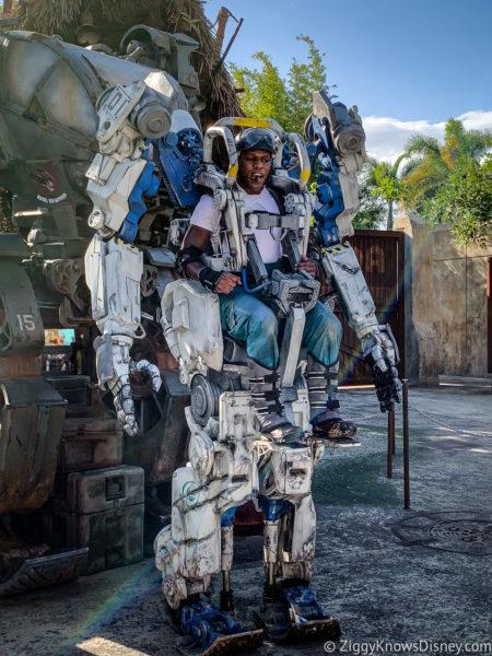 Pandora Rangers Animal Kingdom Rides