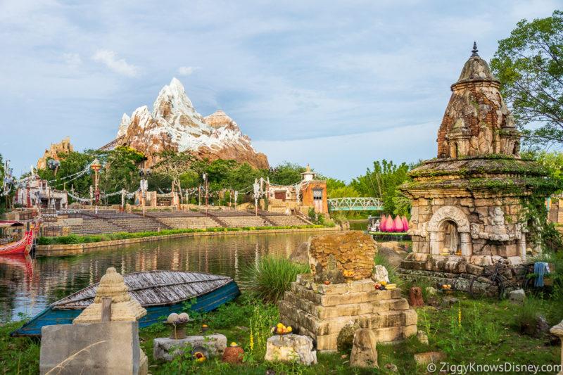 FastPass+ rides Disney's Animal Kingdom