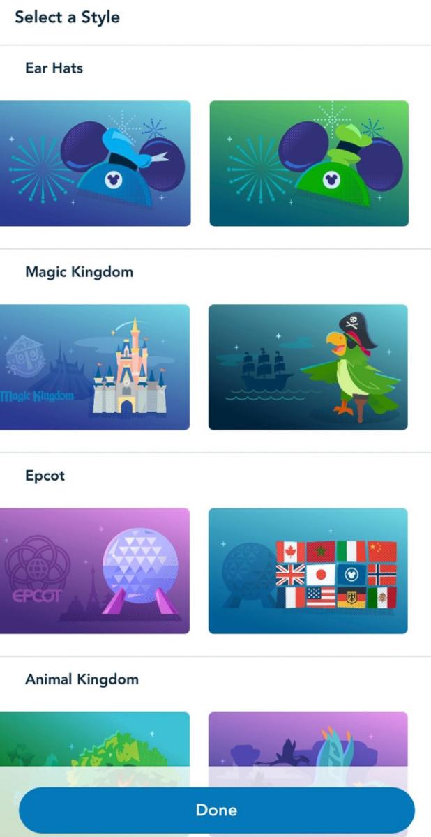 Disney MagicMobile