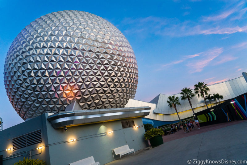 Disney World Park Tickets in May