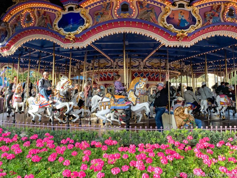 Prince Charming Real Carousel Disney World Magic Kingdom