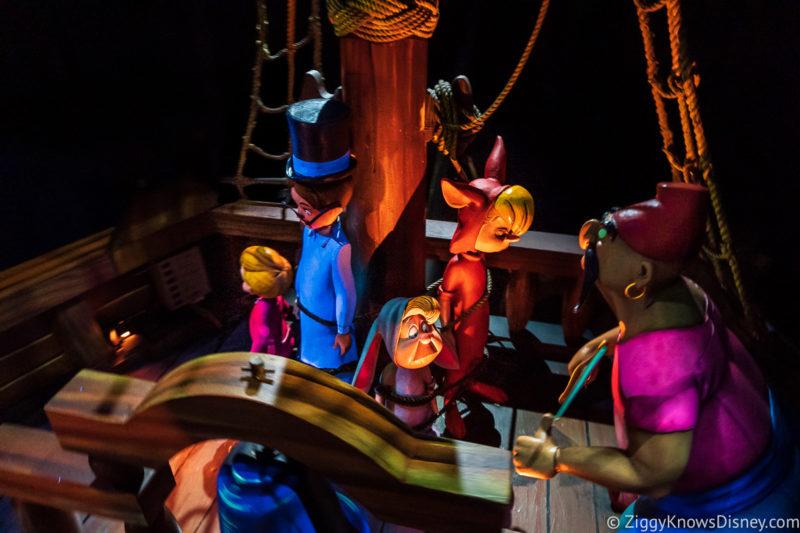 Peter Pan's Flight Magic Kingdom