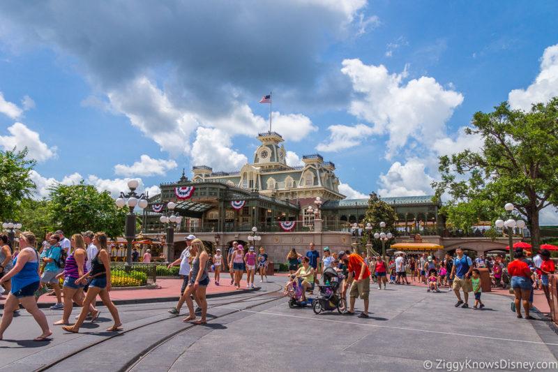 Main Street U.S.A. Magic Kingdom
