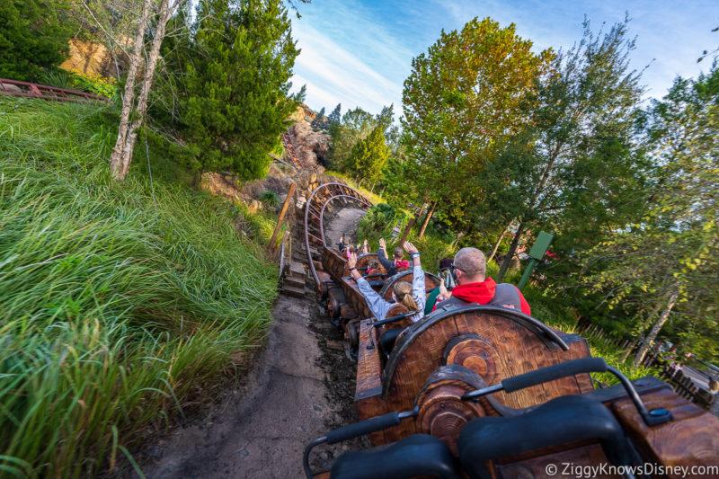 Best Magic Kingdom Rides Seven Dwarfs Mine Train
