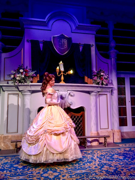 Magic Kingdom Ride Enchanted Tales with Belle