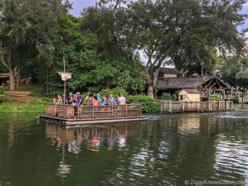 Tom Sawyer Island Magic Kingdom