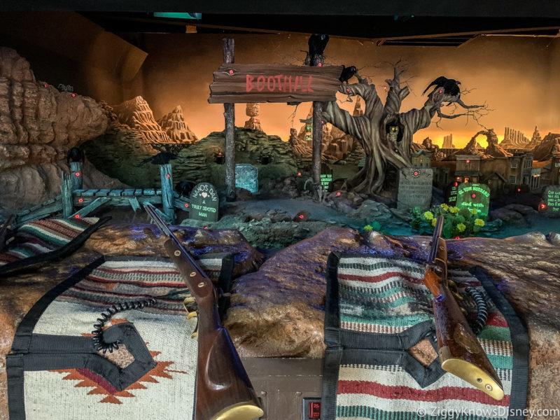 Frontierland Shootin' Arcade Magic Kingdom