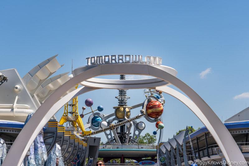 Best Tomorrowland Rides Magic Kingdom