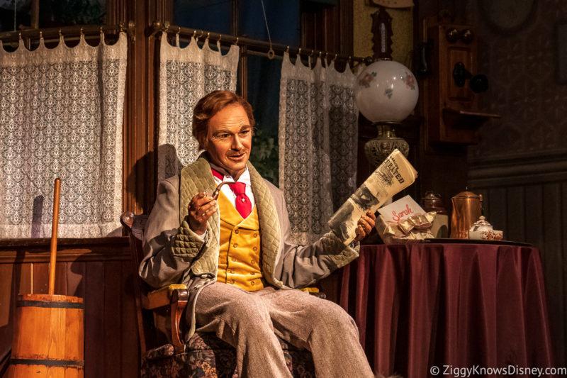 Walt Disney's Carousel of Progress Magic Kingdom
