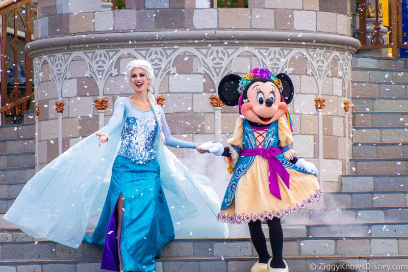 Mickey's Royal Friendship Faire show