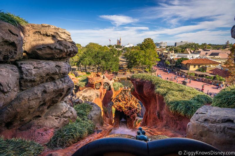 Best Thrill Rides Magic Kingdom