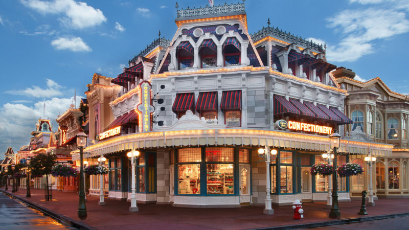 Main Street Confectionery refurbishment