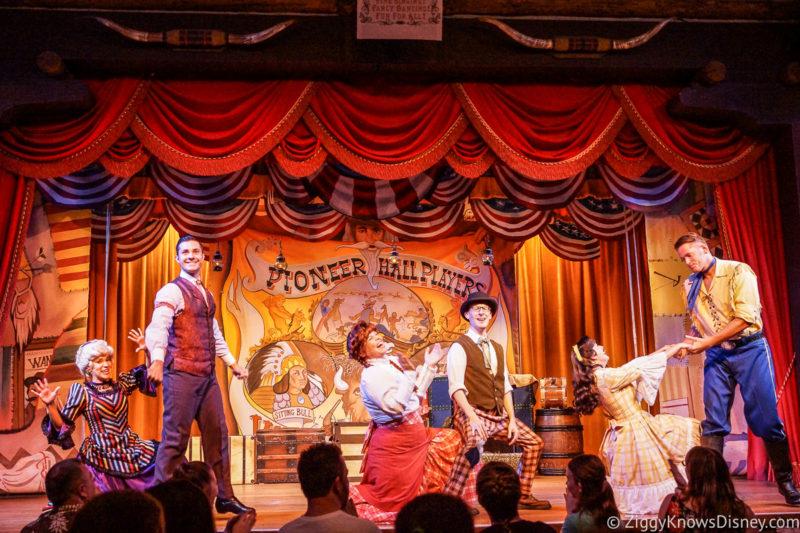 Hoop Dee Doo Revue Disney World