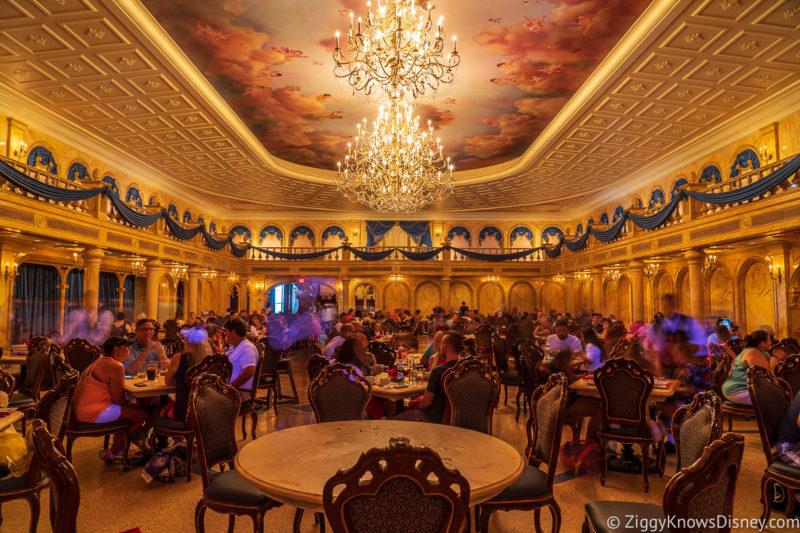 Be Our Guest Restaurants Disney World