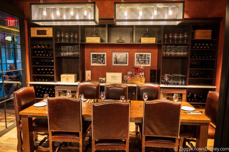 Wine Bar George Disney Springs