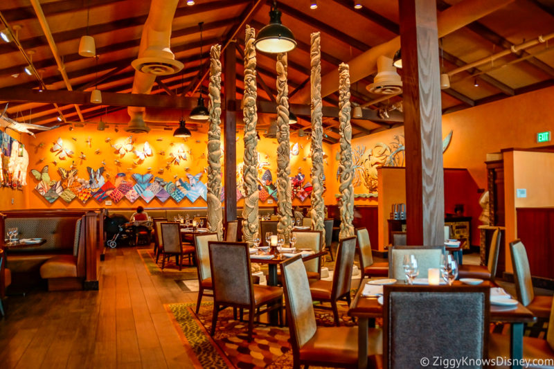 Tiffins Dining Room Disney World