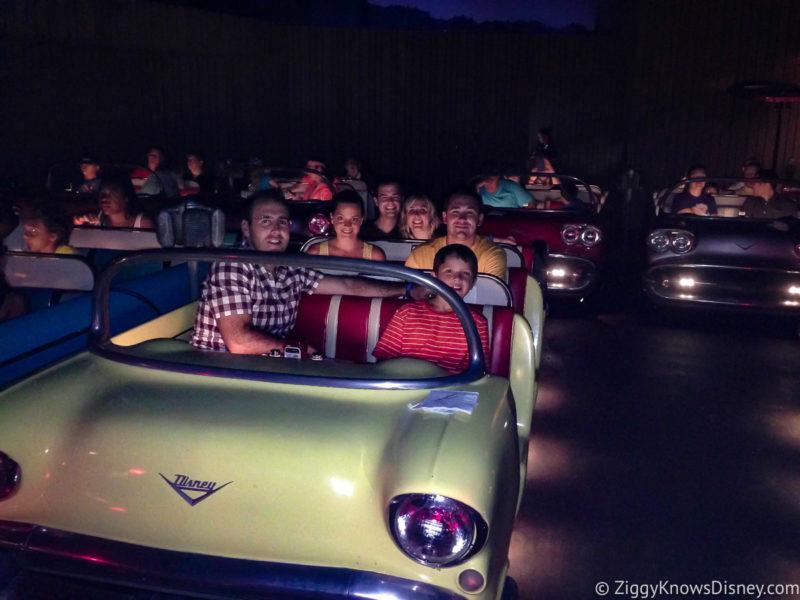 Best Disney World Restaurants Sci-Fi Dine-In